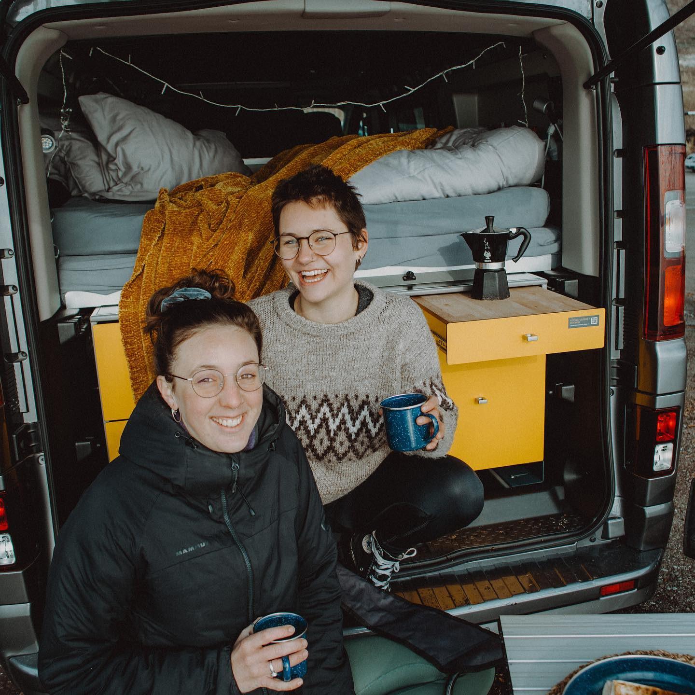 Tour de Suisse mit Delia und Laura 🇨🇭