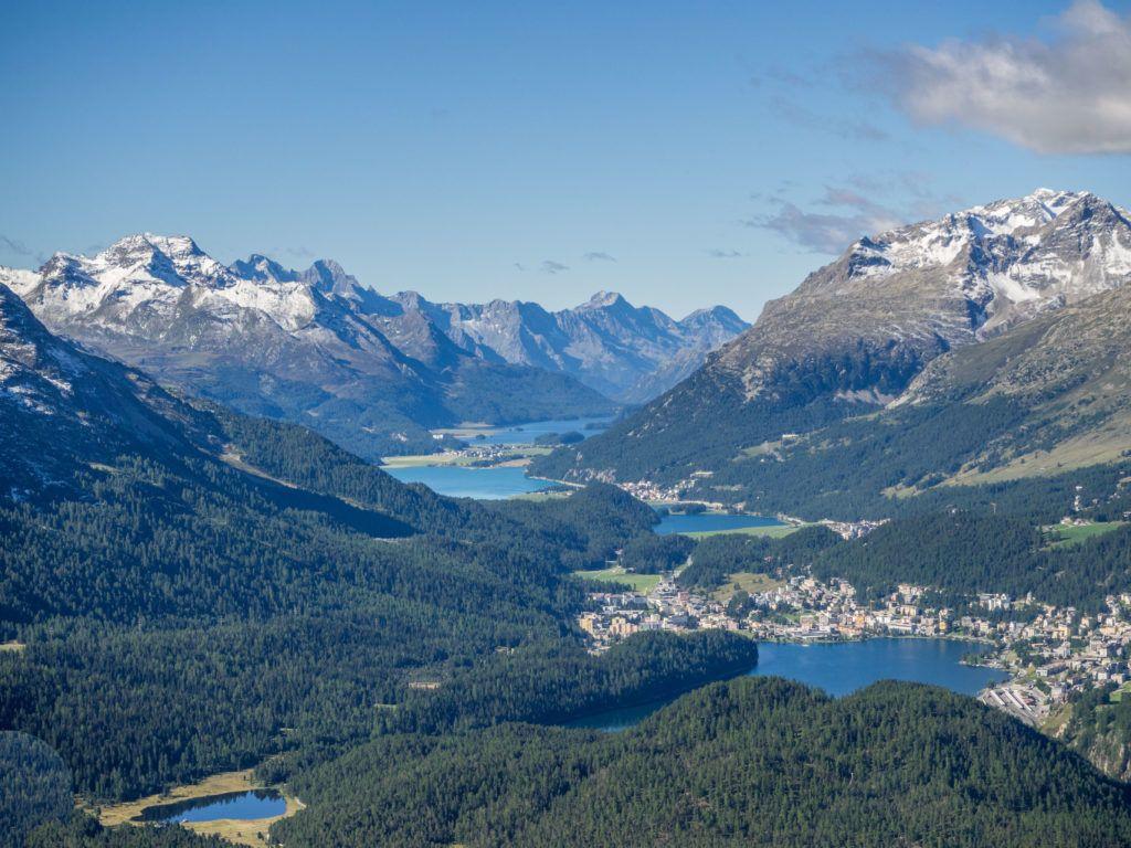 8 Must-Sees im Graubünden und Tessin