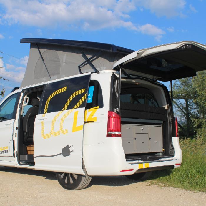 Reichweite-Test: So weit fährt unser Elektro-Camper