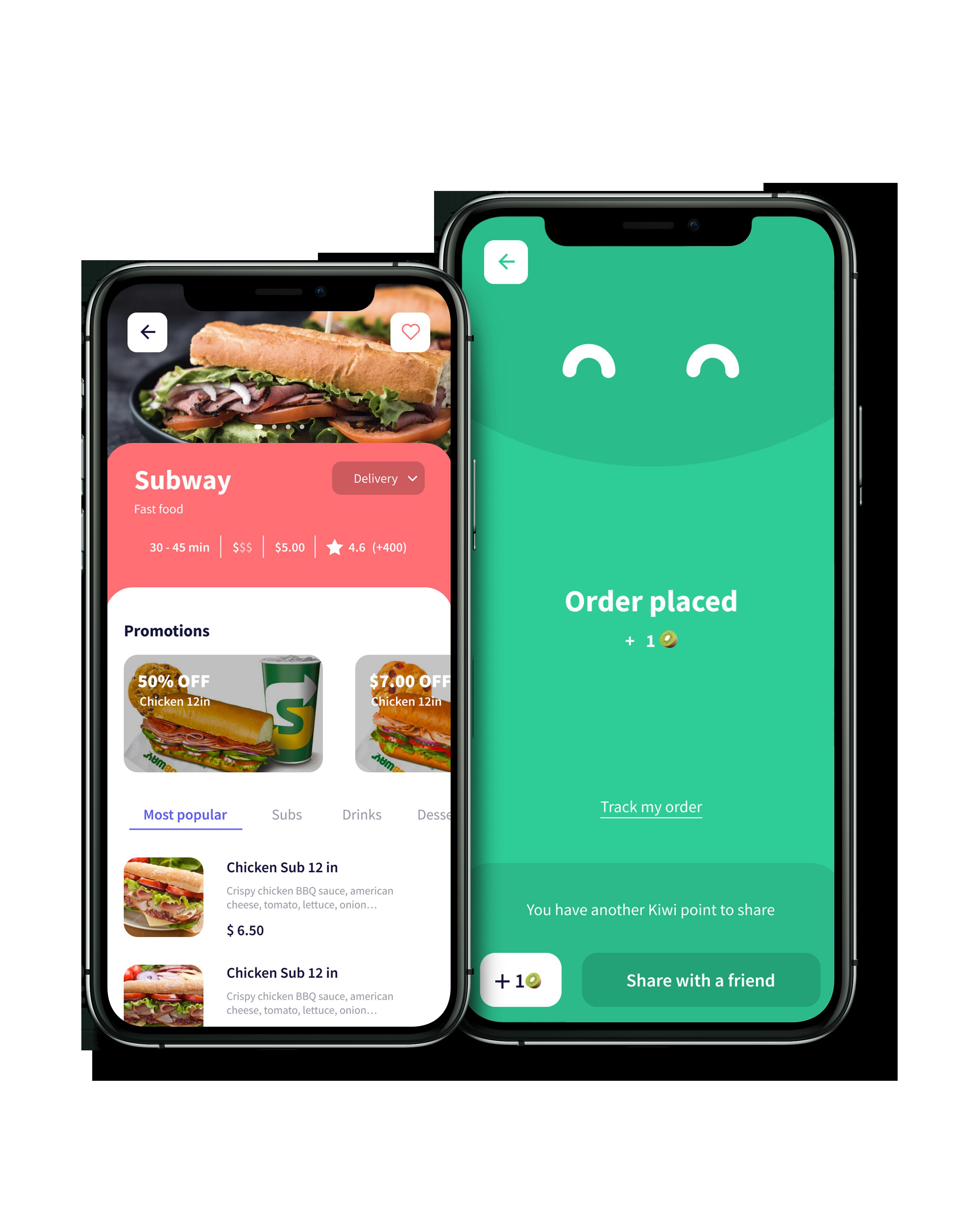 Kiwibot   Food delivery robot