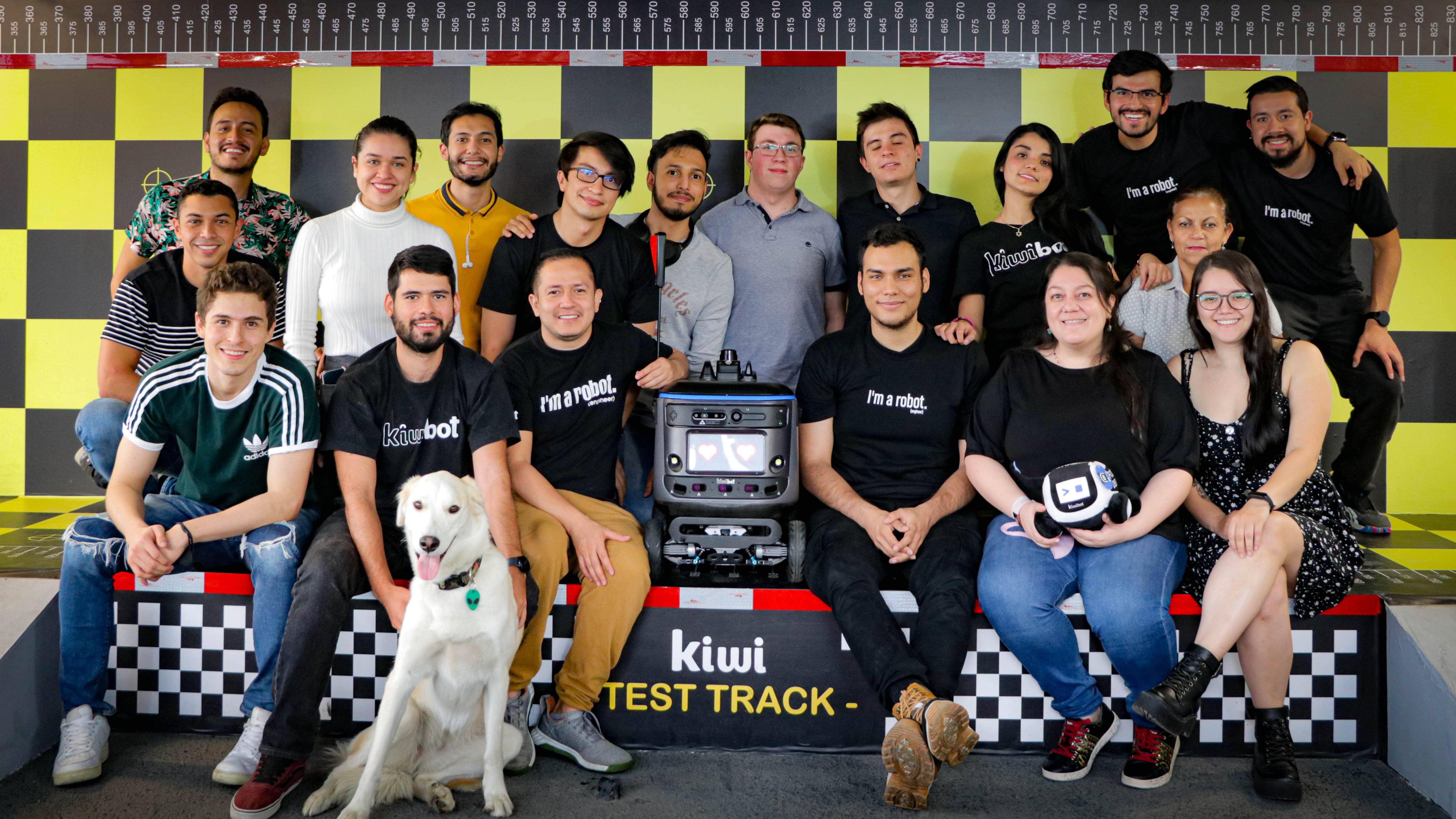 Kiwibot general team