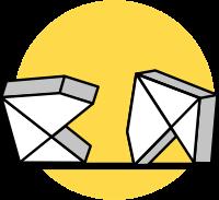 Broken Mydoh logo