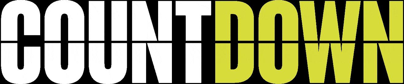Logo di TEDx Countdown.