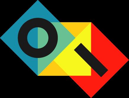 Logo di OI, partner di TEDxUNICATT Countdown.