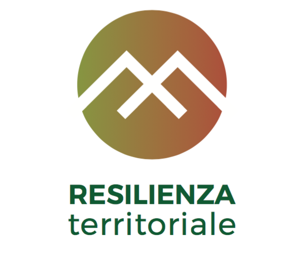 Logo di Resilienza Territoriale, partner di TEDxUNICATT Countdown.