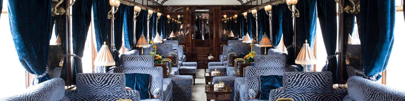 Venice Simplon orient Express Luxury Train Journeys