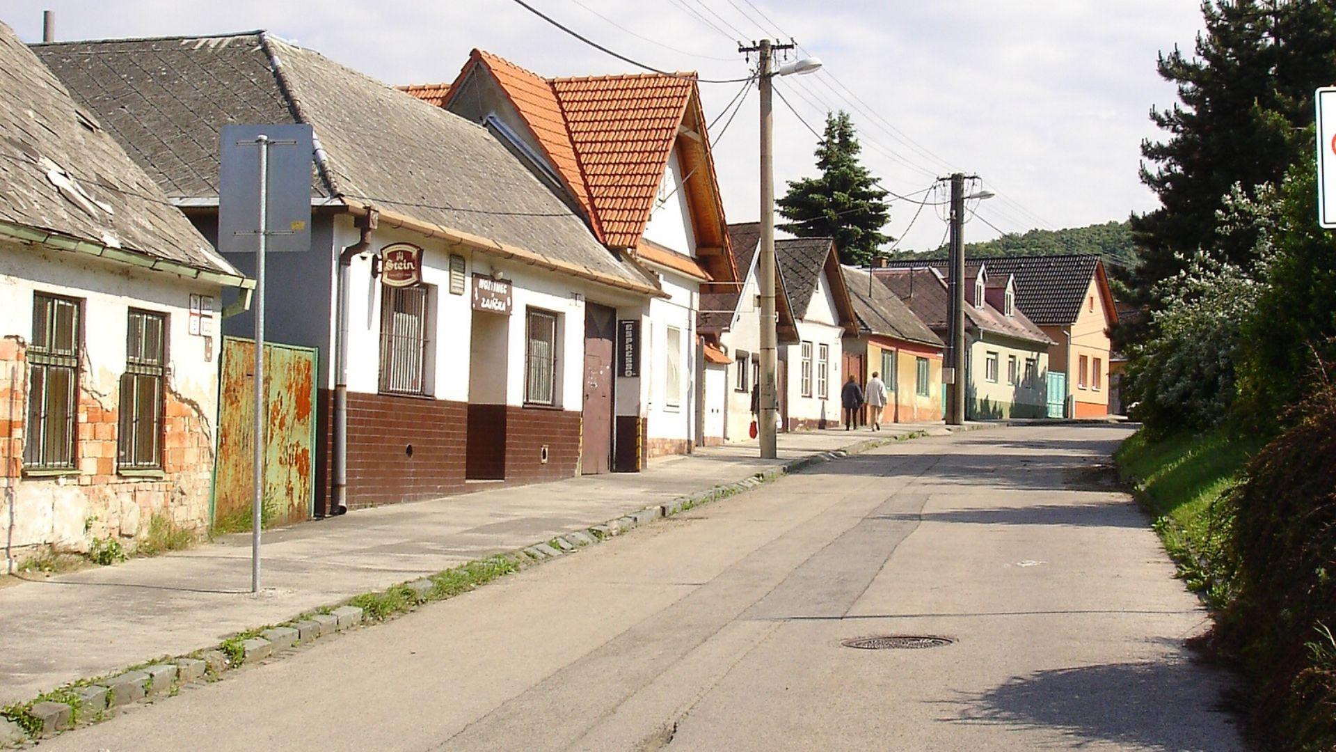 bývanie v Dúbravke časť stará Dúbravka