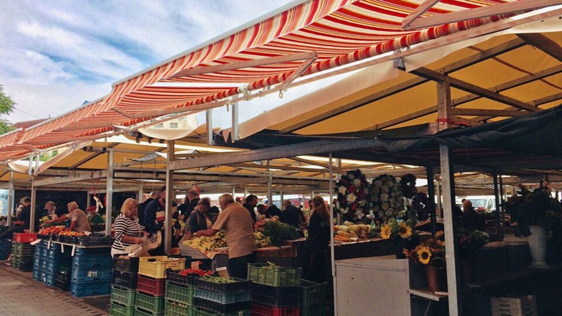 bývanie v Starom Meste trh Žlinská