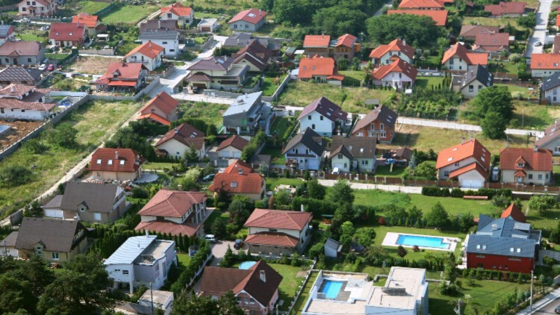 bývanie v Stupave rodinné domy