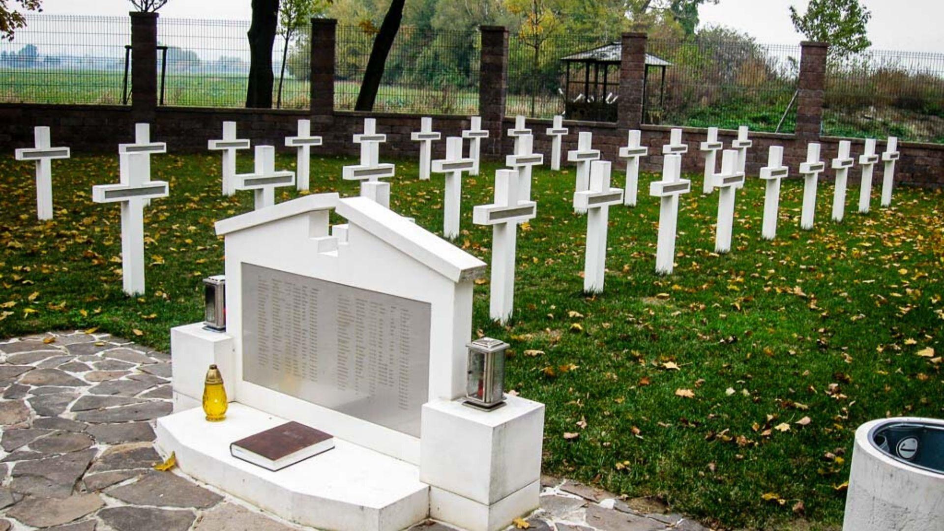 vojensky cintorin Petralka