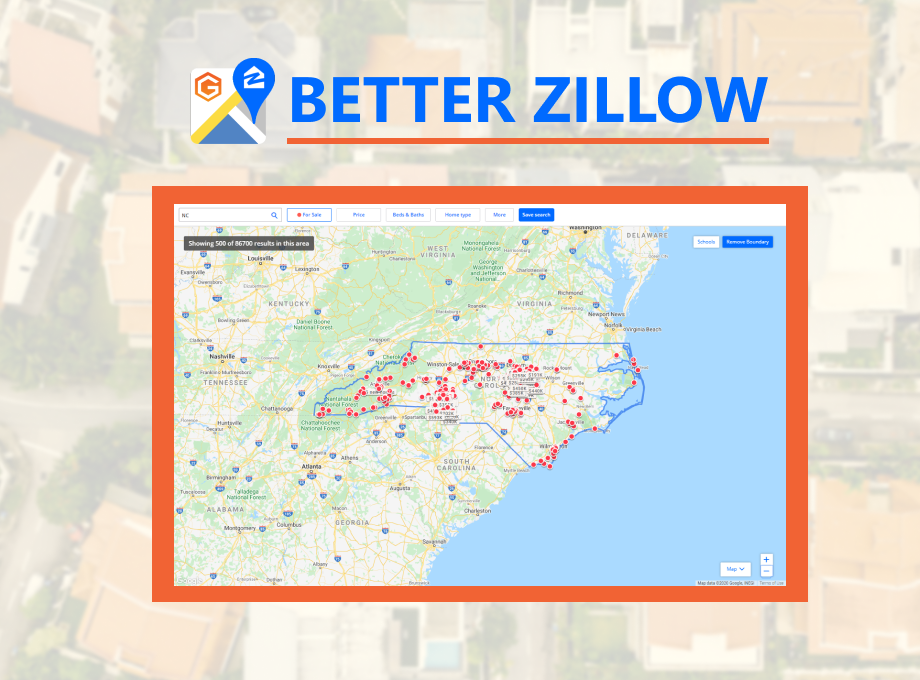 Growthipedia Better Zillow Browser Extension Real Estate Tool