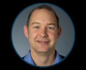 Head shot of Grant Carstensen, SVP, Product & Solutions