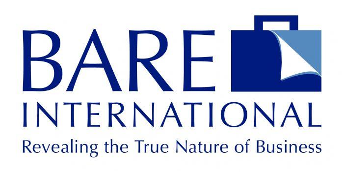 Bare International logo