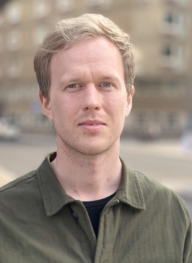Per Andrén (photo by Peter Örn)