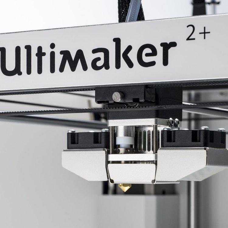 Ultimaker 2+ – 3D Drucker Neuzugang