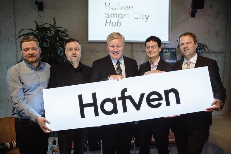 Machen, lernen, inspirieren - der Hafven Smart City Hub ist gestartet!