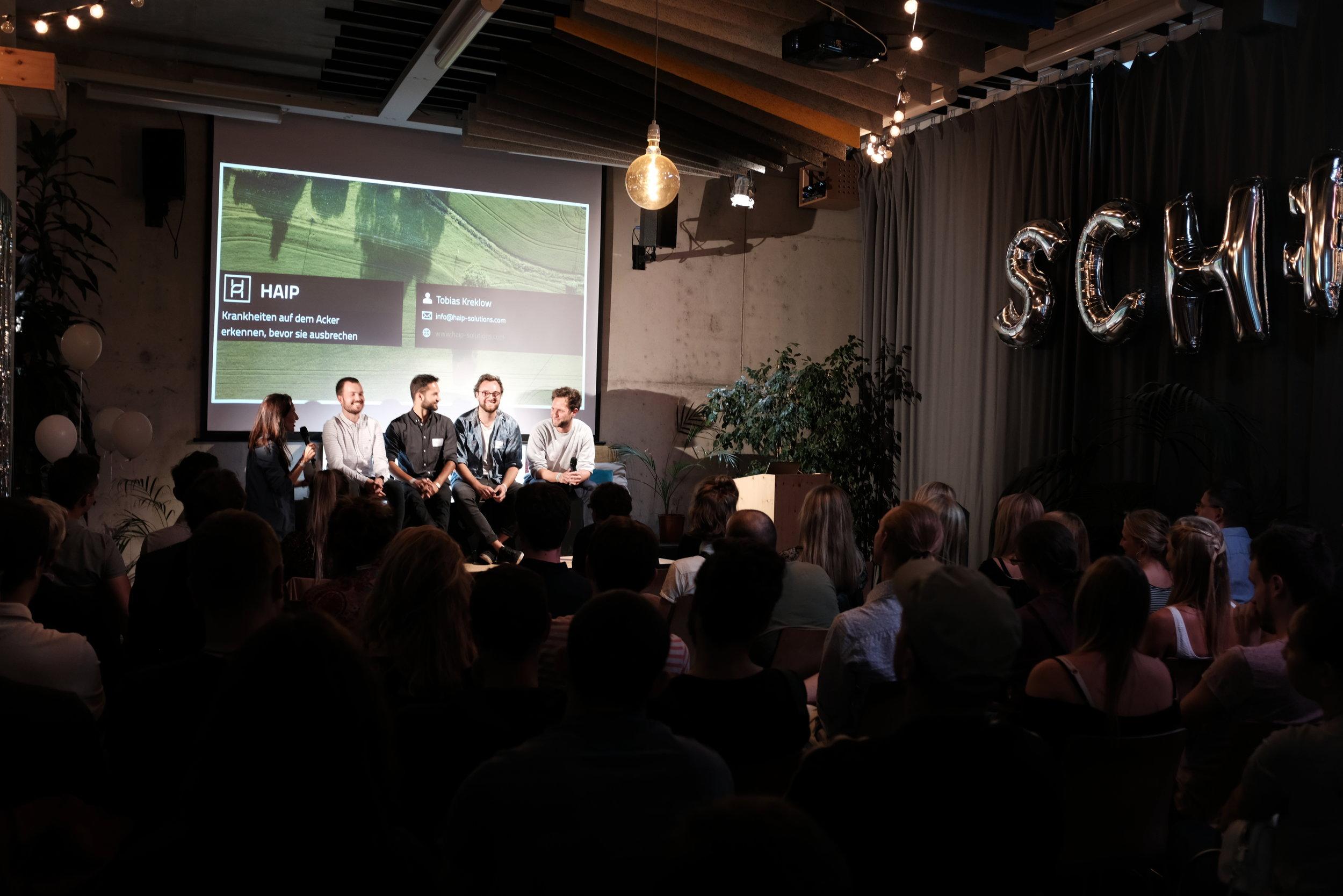 Hafven Accelerator - Startup Ceremony Batch 3