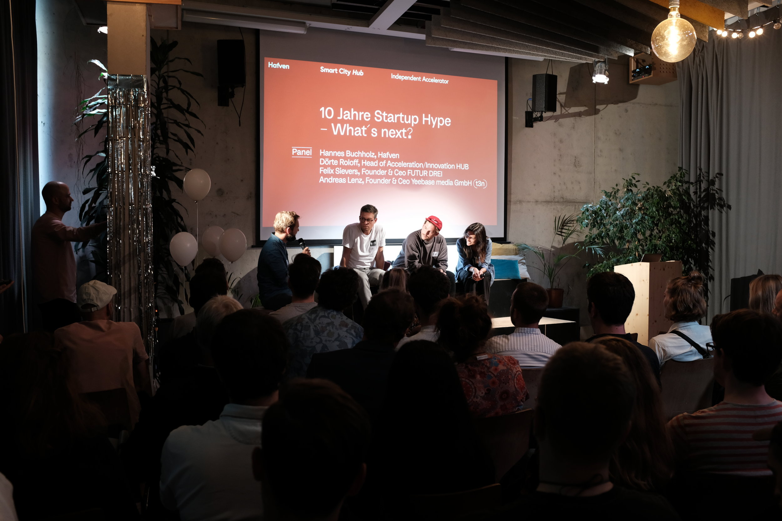 10 Jahre Startup Hype - What's Next?