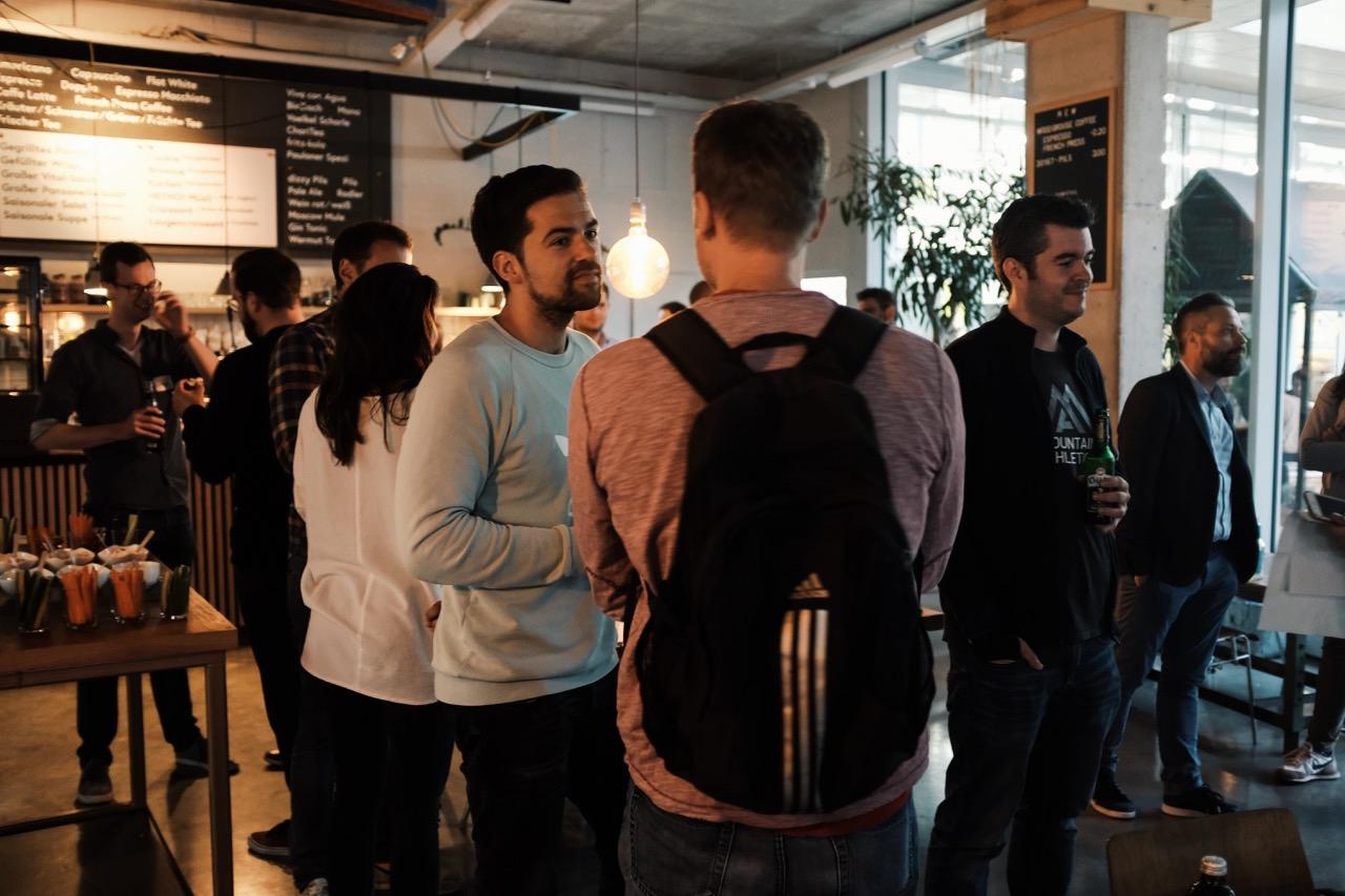 Corporate Meetup No.4