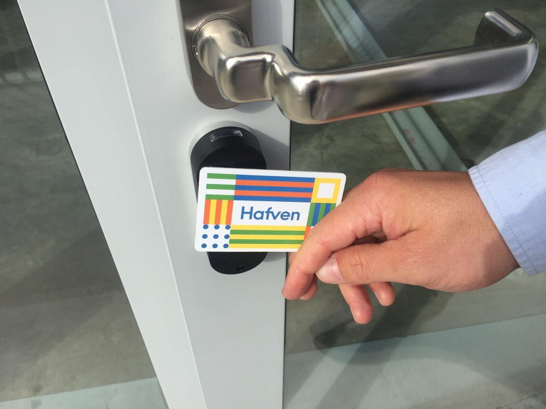 Hafven Mitgliedskarte