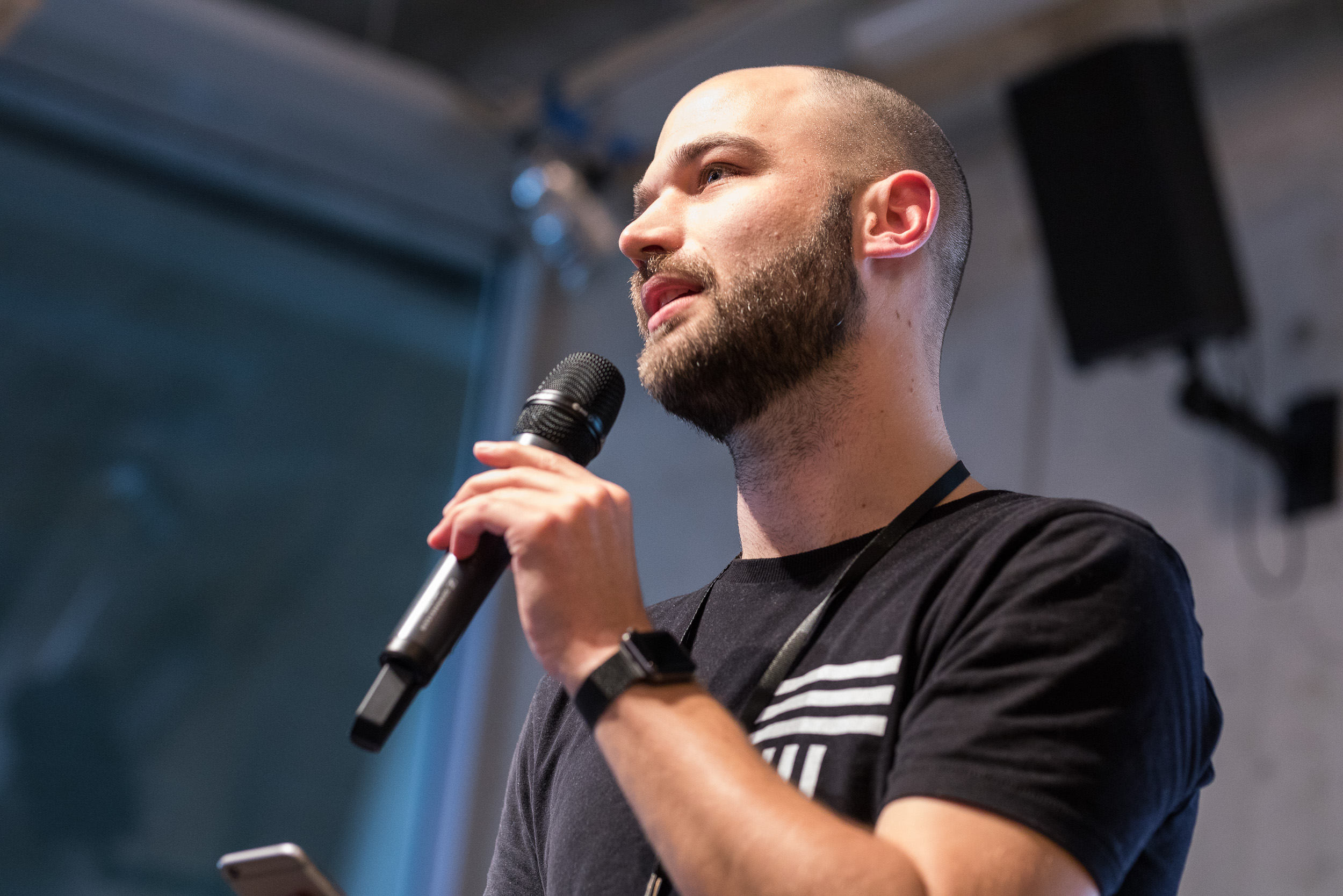 Jonas Lindemann, Co-Founder und CEO von Hafven