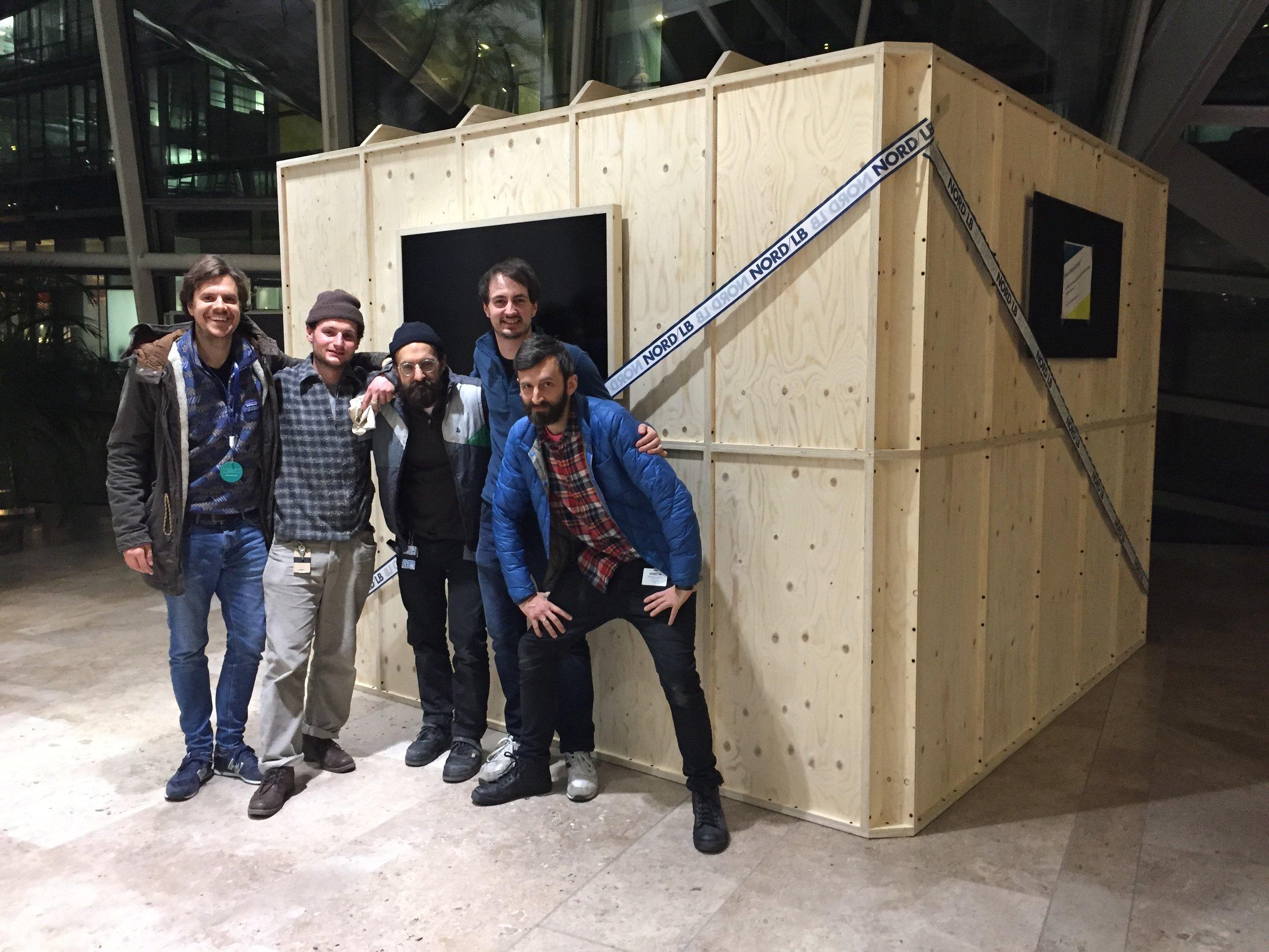 Startup innocado startet die Pilotierungsphase bei der NORD/LB