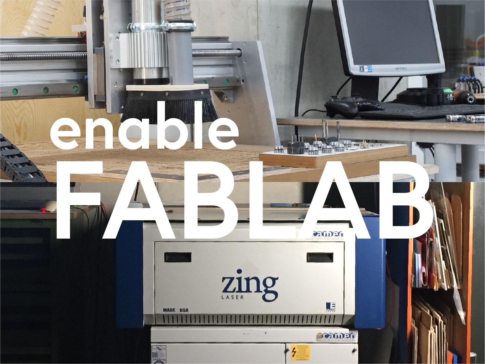 enable FABLAB