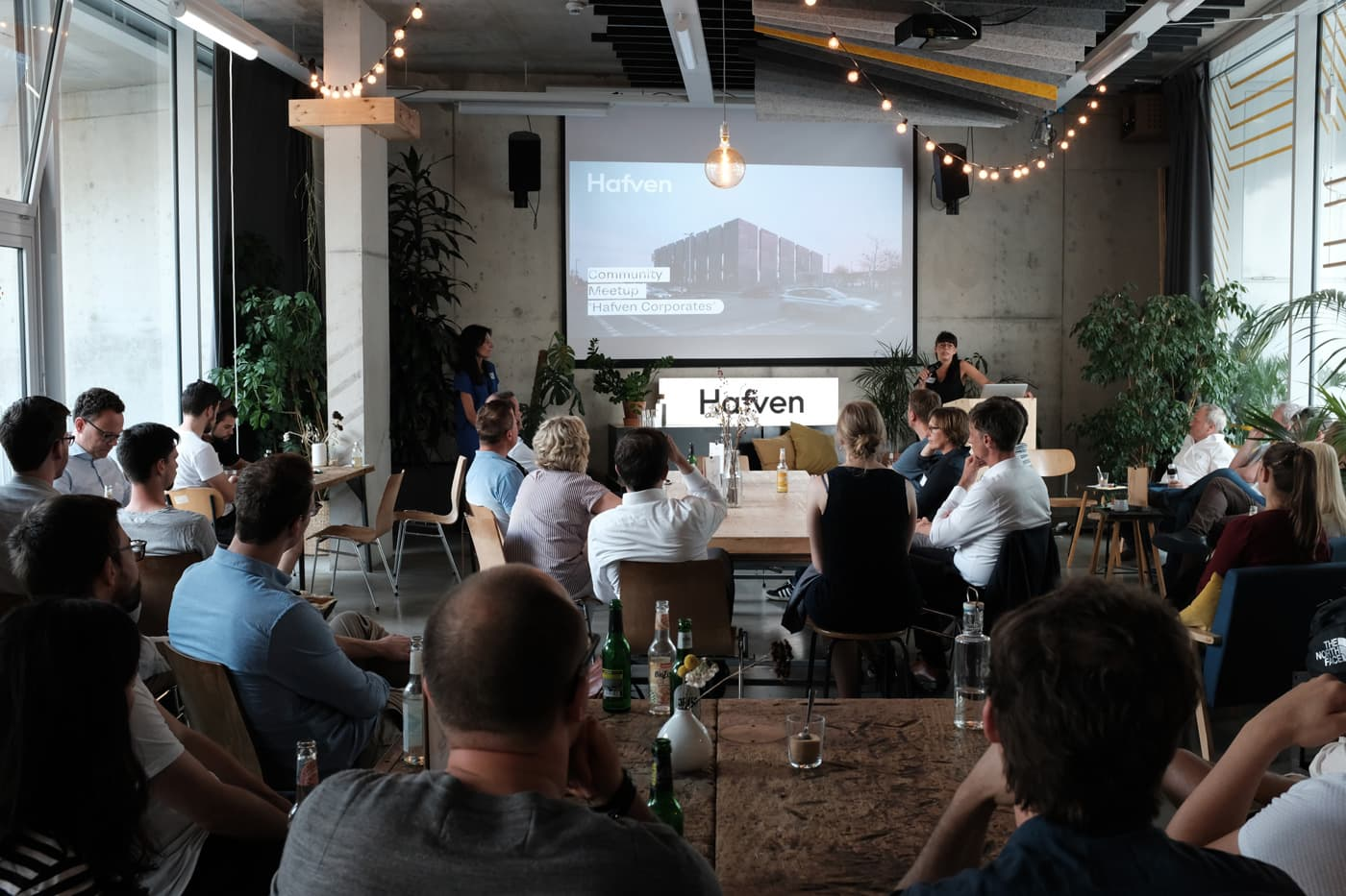 Hafven Corporate Meetup