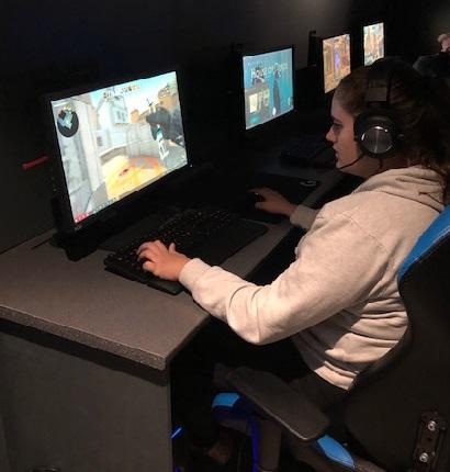 Gaming på 'House of Nerds' i Oslo