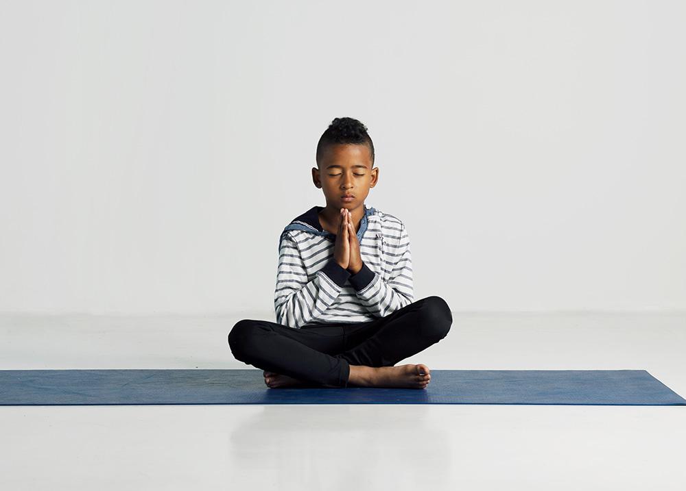 Yoga, natur og friluftsliv