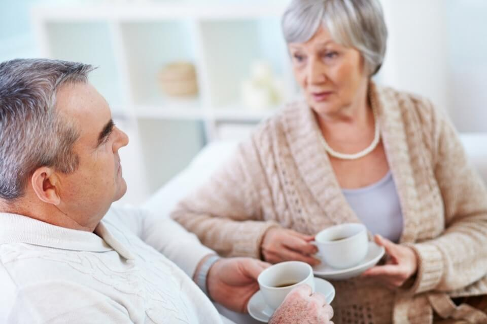 """Talking about end of life issues and how to approach """"the conversation"""""""