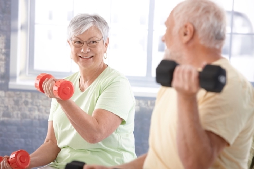 Exercise and Physical Activity in an Aging Population
