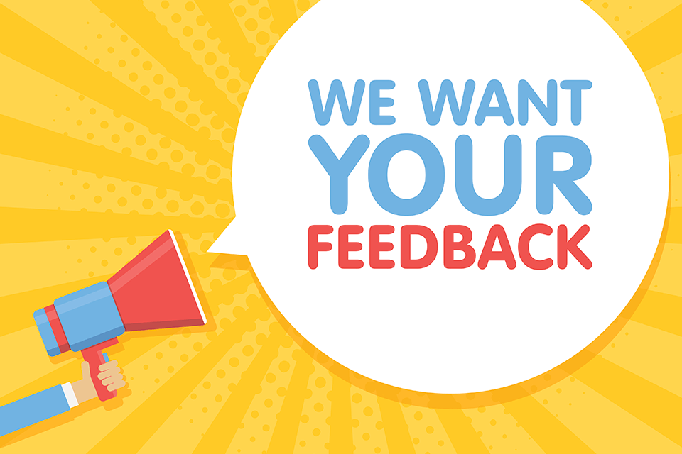 healthcare worker feedback survey