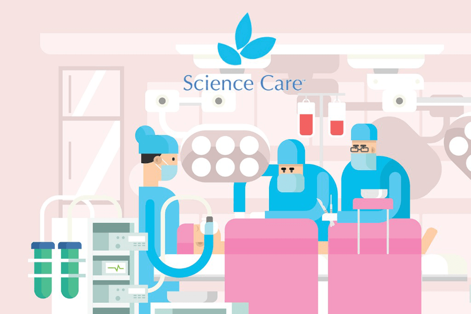 events at Science Care facilities