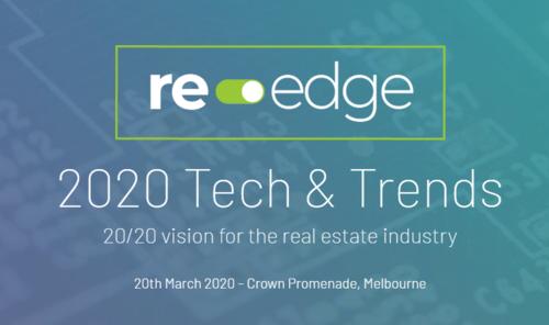 re edge 2020 Tech & Trends Logo