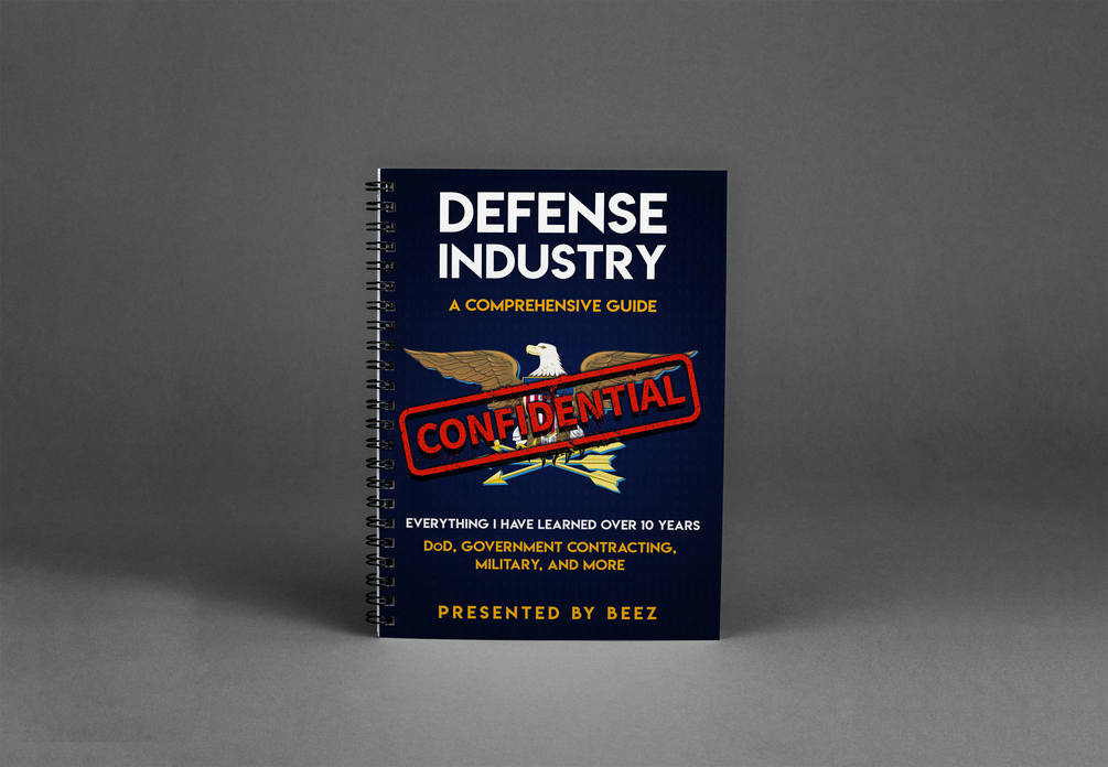 Defense Industry A Comprehensive Guide of Everything I Have Learned Over 10 Years Growthipedia