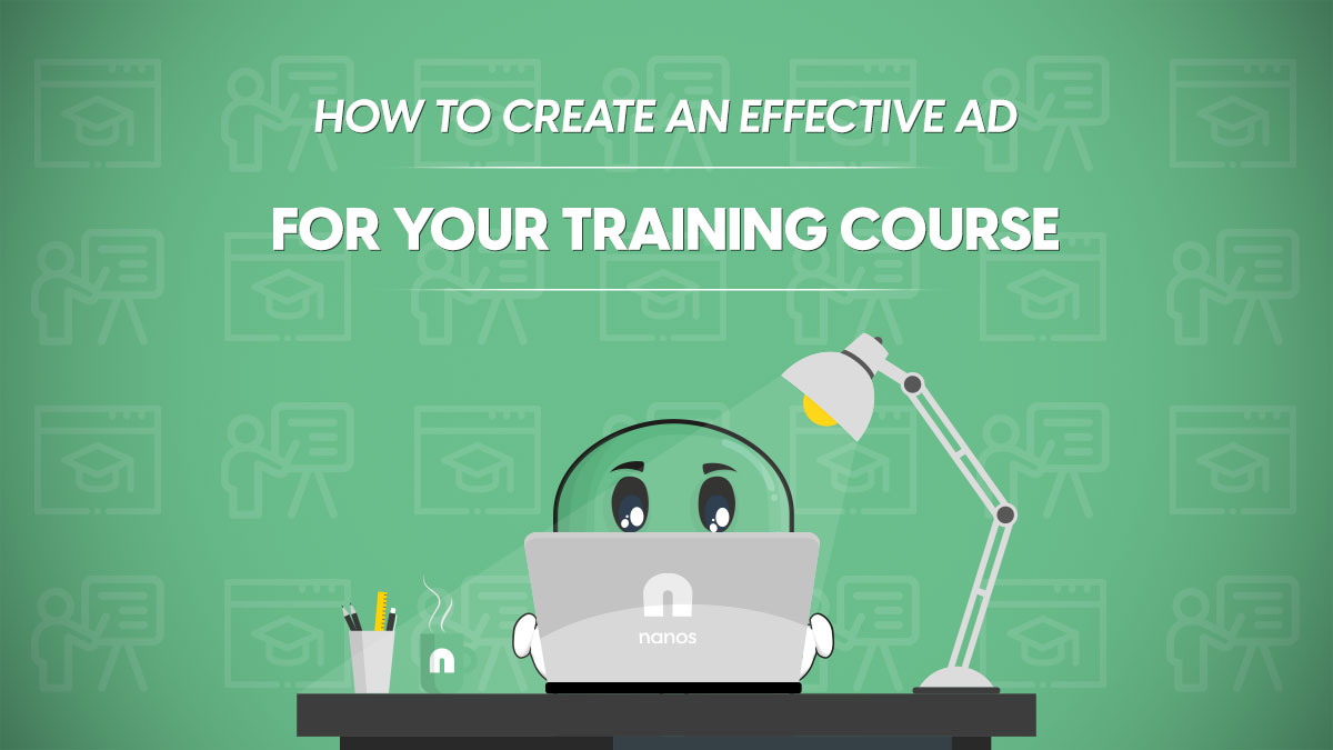 effective ad for training course