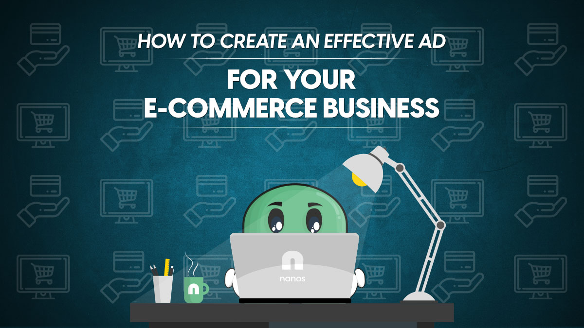 effective ad for e-commerce business