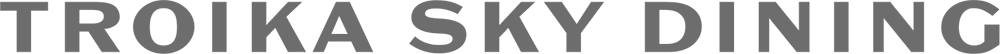 TROIKA SKY DINING logo