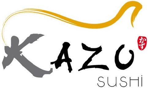 SUSHI KAZU logo