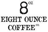 8oz COFFEE logo