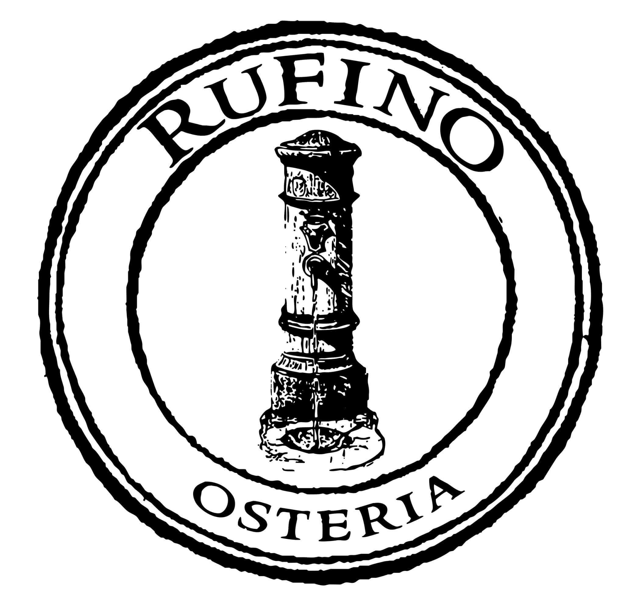 RUFINO OSTERIA logo