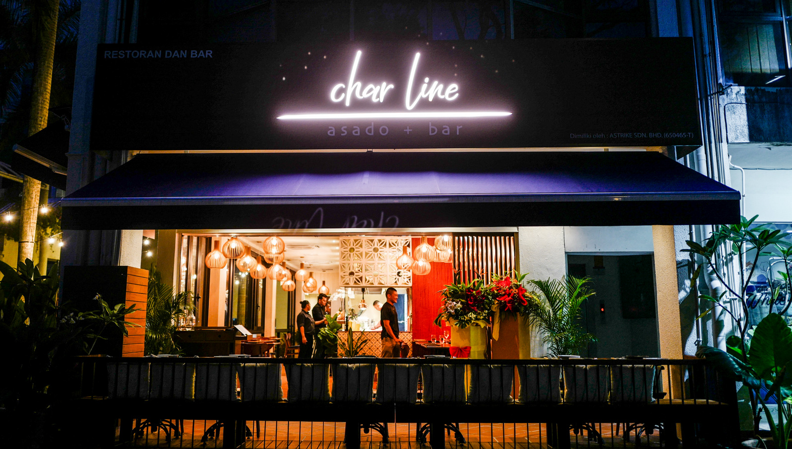 Char Line