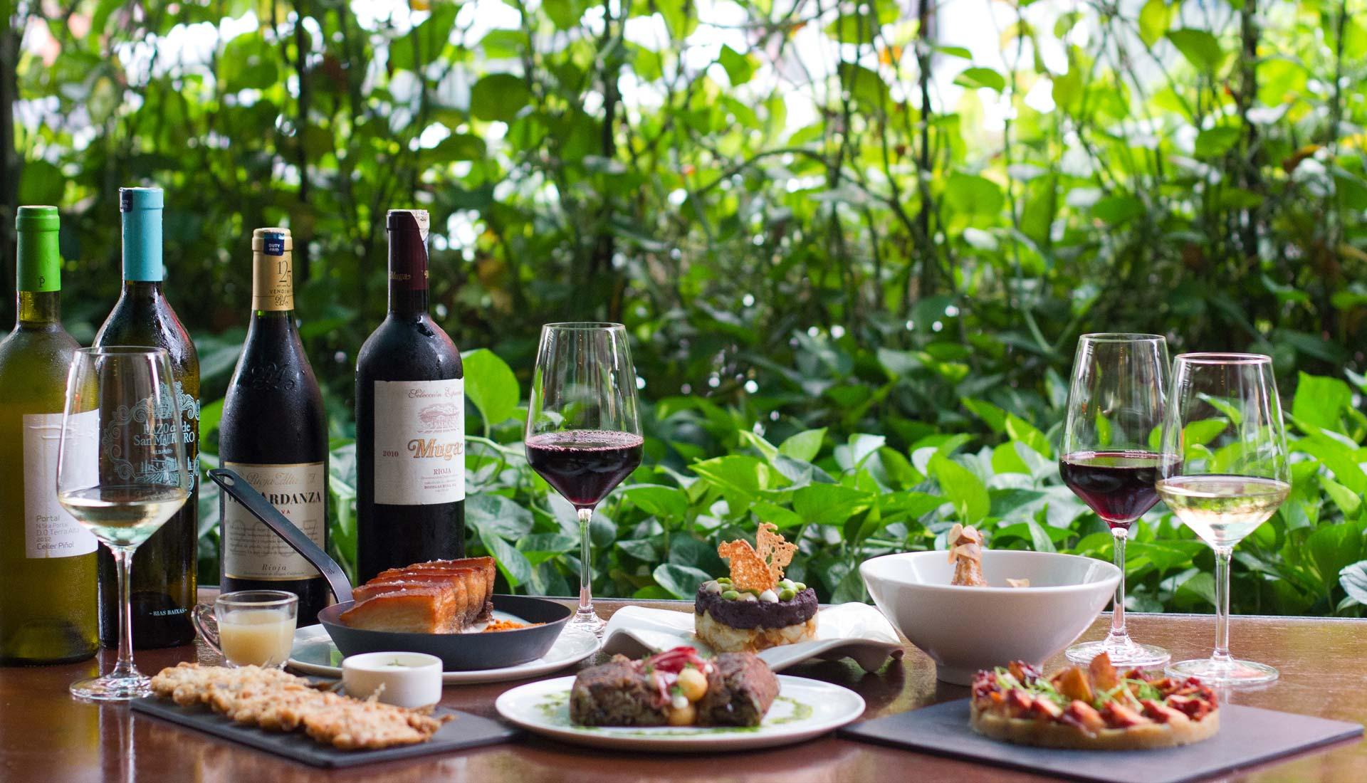 Mercat Barcelona Gastrobar @ Mt. Kiara