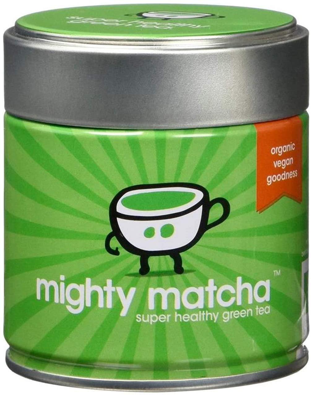 OMGTEA Organic Matcha