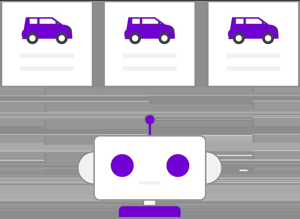 Algorithm finding best car loan matches