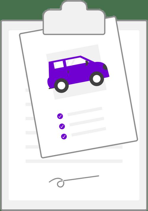 Online car loan approval