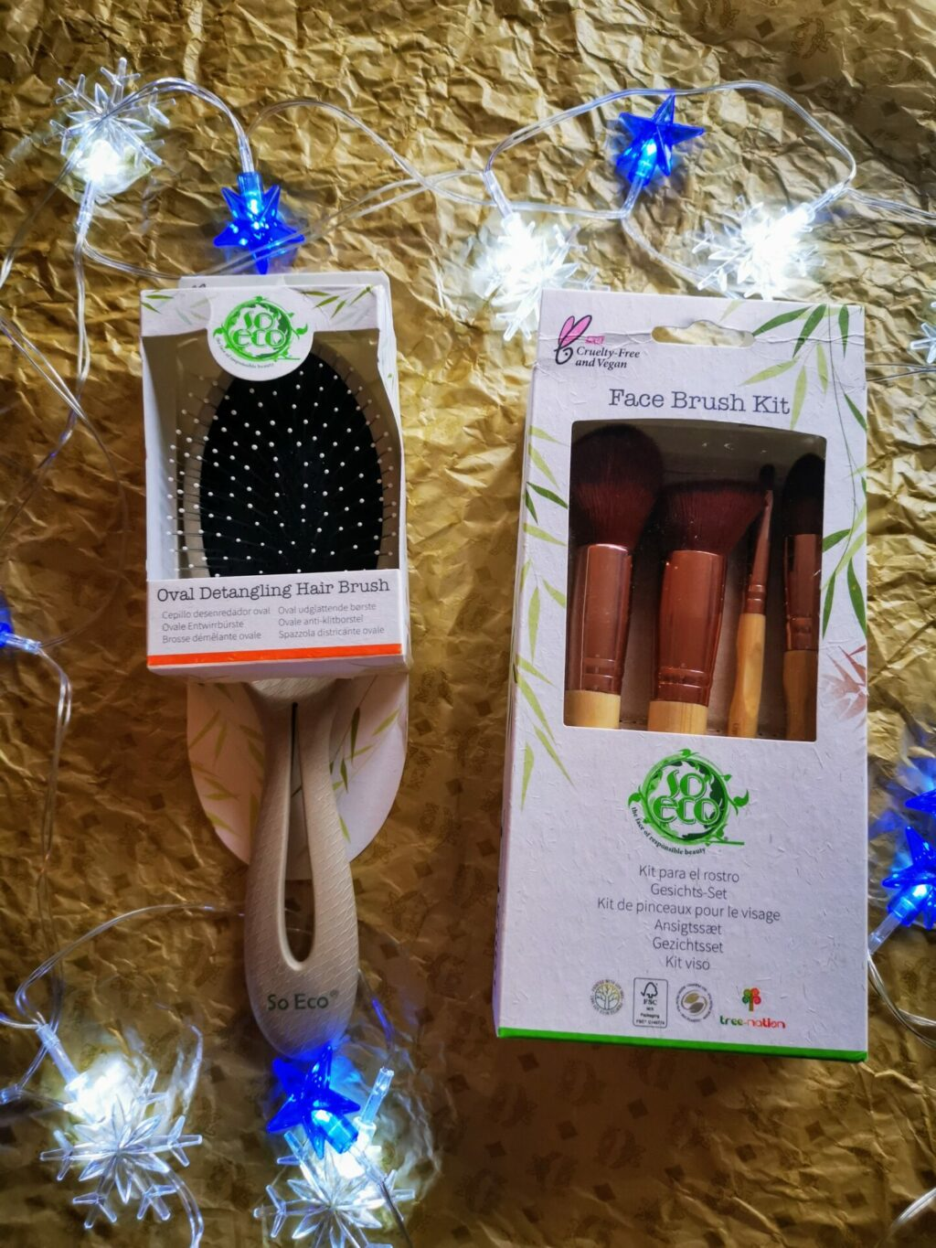 So Eco Makeup & Hair Brushes