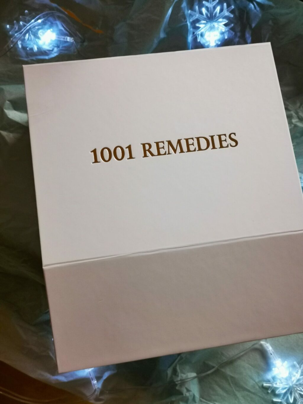 1001 REMEDIES Natures Wellbeing Gift Box