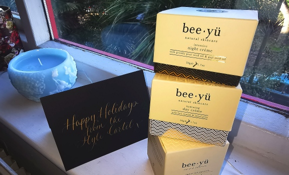 BEE YÜ Personalized Gift Set